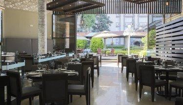 Restaurant Hôtel Krystal Satélite María Bárbara Tlalnepantla de Baz