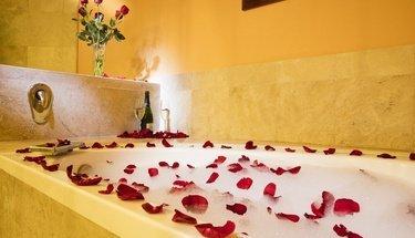 Salle de bains chambre jr. suite Hôtel Krystal Satélite María Bárbara Tlalnepantla de Baz